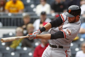 San Francisco Giants v Pittsburgh Pirates