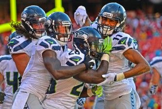 Seattle Seahawks v Kansas City Chiefs
